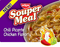 Nissin Souper Meal Chili Picante Chicken Lime Flavor (Pack of 2) - image 1