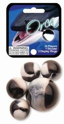 Orca Marbles Game Net (Canicas)
