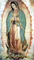 Our Lady of Guadalupe Laminated Holy Card with Prayer - image -1