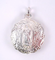 Our Lady of Guadalupe Medal - Full Body - Religious Medal - image -1