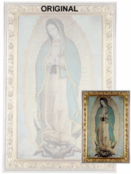 Our Lady of Guadalupe Poster - Small