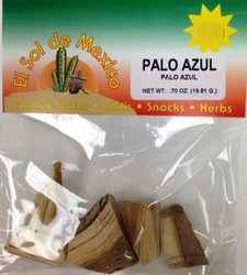 Palo Azul / Kidney Wood by El Sol de Mexico (Pack of 3)