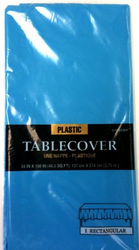 Plastic Table Cover Caribbean