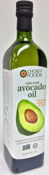 Pure Avocado Oil by Chosen Foods