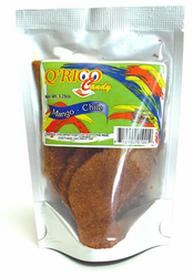 Que Rico Candy Mango with Chile