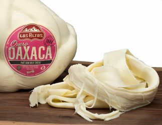 Queso Oaxaca en Bola Los Altos (String Mozzarella Cheese Wheel)