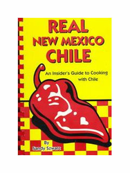 Real New Mexico Chile by Sandy Szwarc