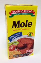 Rogelio Bueno Authentic Mole Ready to Serve