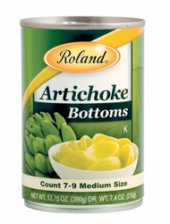 Roland Artichoke Bottoms