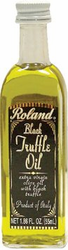 Roland BlackTruffle Oil - extra virgin olive oil