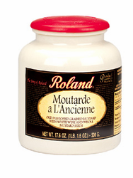 Roland Grained Dijon Mustard a L'Ancienne