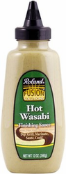 Roland Hot Wasabi Finishing Sauce
