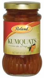 Roland Kumquats in Heavy Syrup