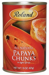 Roland Papaya Chunks