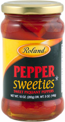 Roland Pepper Sweeties Sweet Piquant Peppers