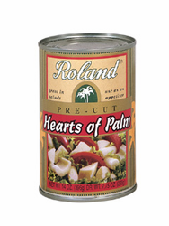 Roland Pre-cut Hearts of Palm (Palmito)