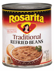 Rosarita Refried Beans - Traditional
