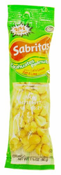 Sabritas Salt & Lime Peanuts (Pack of 12)