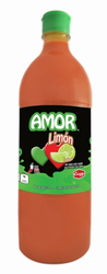 Salsa Castillo Amor hot sauce with lime - Medium
