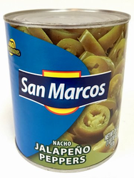 San Marcos Nacho Jalapeno Peppers