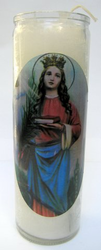 Santa Barbara Candle (Pack of 6)