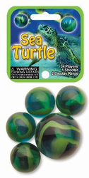 Sea Turtle Marbles Game Net (Canicas)