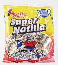 Super Natilla - Pecan Flavored Toffee by Montes