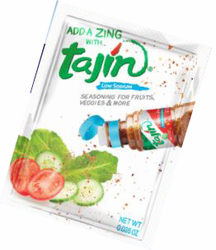 Tajin Fruit Seasoning Low Sodium Individual Portions Packets (0.035 oz)