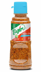 Tajin Low Sodium Fruit and Snack Seasoning Clasico