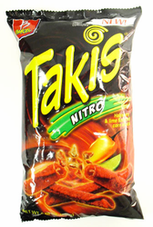 Takis Nitro Habanero & Lime by Barcel (Pack of 3)