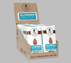 Tazitos Chocolate Almond Crunch (0.85 oz)