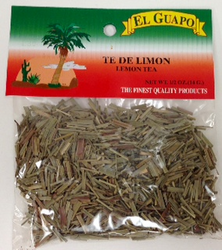 Te de Limon Lemon Grass Tea