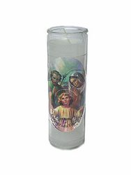 The Holy Family Candle (Pack of 6)
