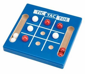 Tic Tac Toe Marble Game