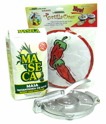 Tortilla Essentials Making Gift Pack
