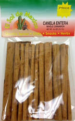 Whole Cinnamon by El Sol de Mexico