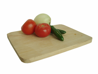 Wood Cutting Board (Tabla de Madera)