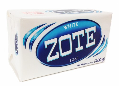 Zote White Soap Blue Label 400 G