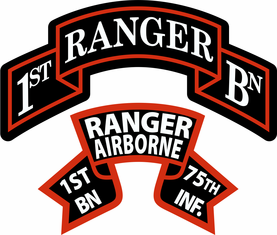 1/75th Ranger Battalion Decal