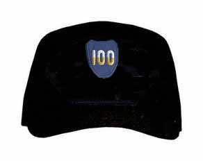 100th Training Division Patch Ball Cap