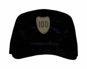100th Training Division Subdued Patch Ball Cap