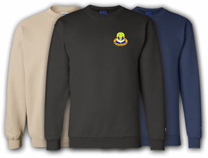 100th Training Division Unit Crest Sweatshirt