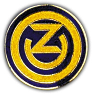 102nd Division Lapel Pin
