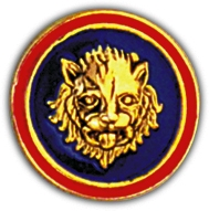 106TH INFANTRY DIVISION LAPEL PIN