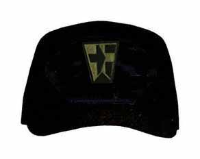 112th Medical Brigade Subdued Patch Ball Cap