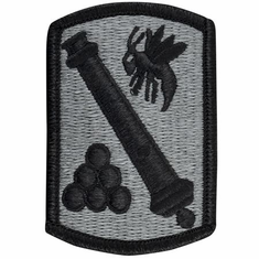 113th Field Artillery Brigade ACU Velcro Patch