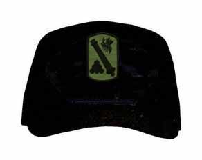 113th Field Artillery Brigade Subdued Patch Ball Cap