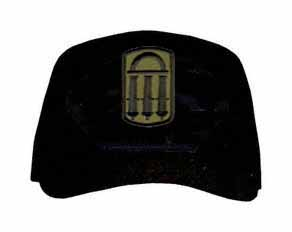 118th Field Artillery Brigade Subdued Patch Ball Cap