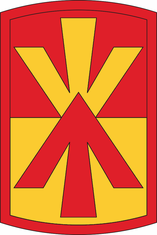11th Air Defense Artillery Brigade Decal