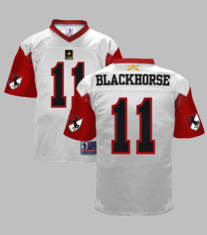 11th Armored Cavalry Regiment Authentic Football Jersey